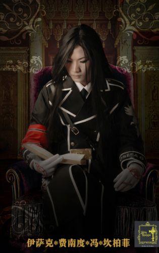 麒怖华丽COS《圣魔之血》骑士团